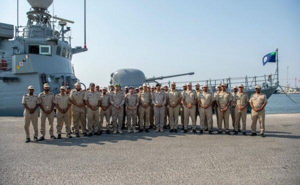 أهمية ودور القوات البحرية الملكية السعودية