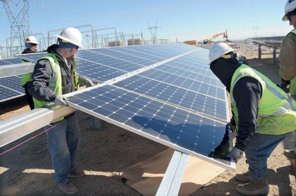 مجال الإستثمار فى الطاقة الشمسية
