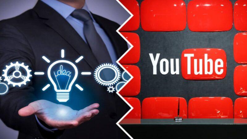 يوتيوب افكار ابداعية