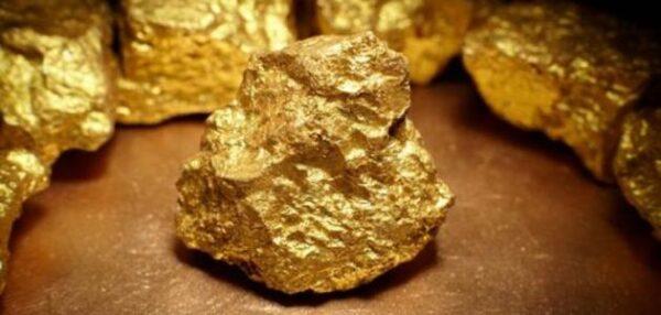 خريطة مناجم الذهب في السعودية